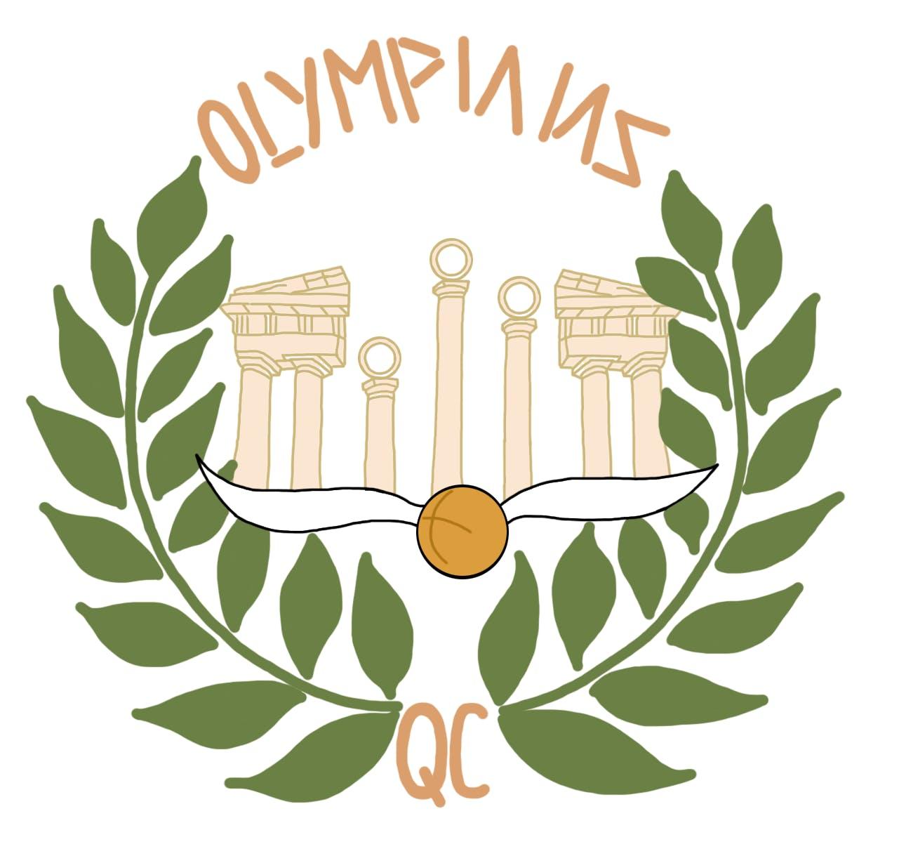 Olympians Quidditch Club logo