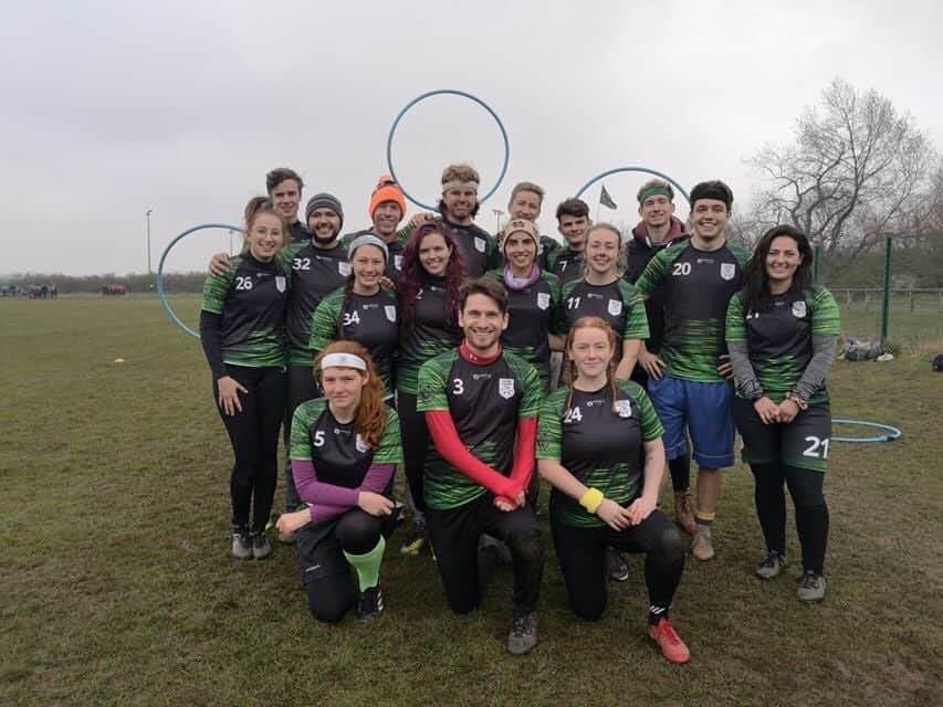 Exeter Quidditch Club