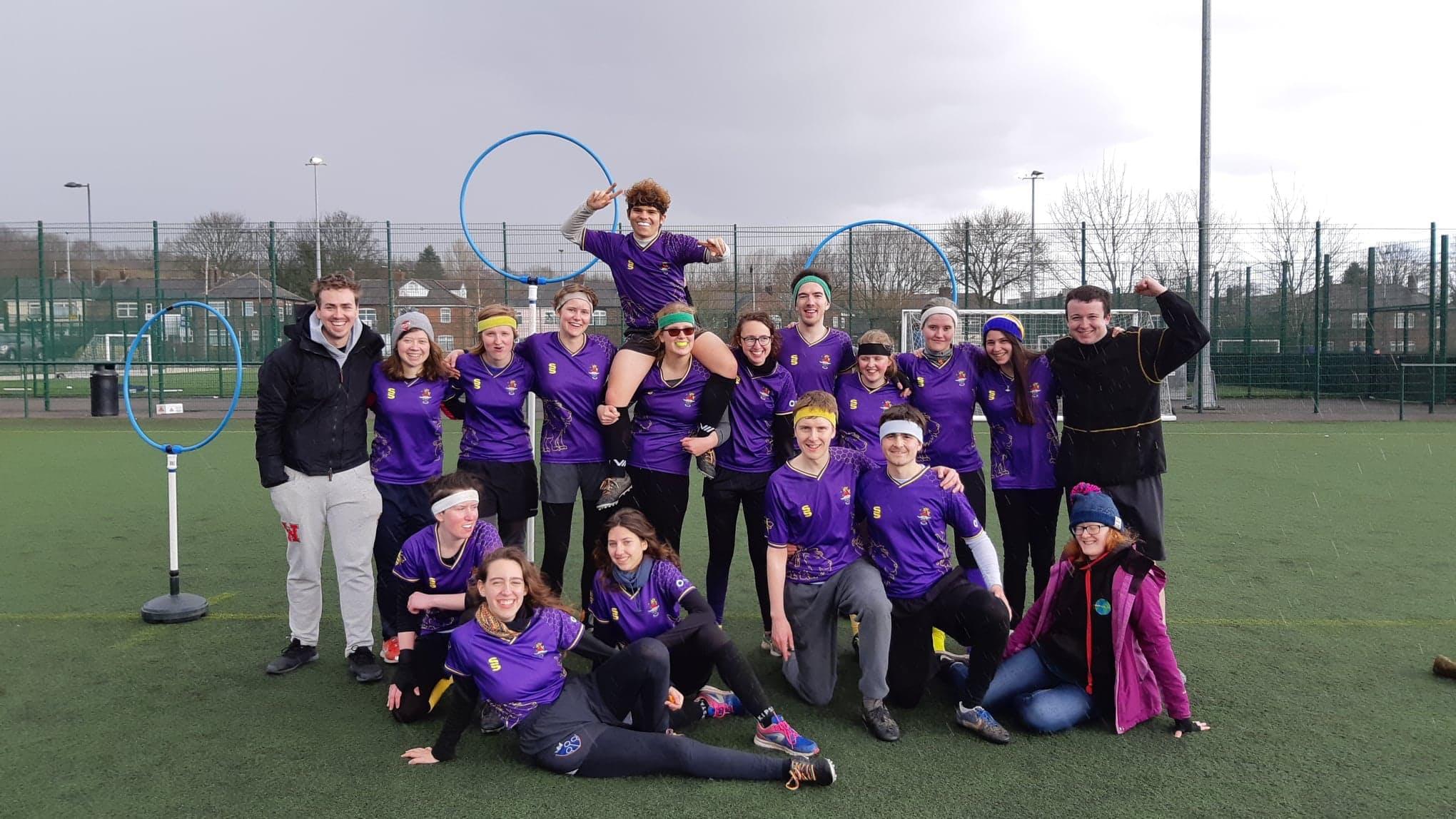 Manchester Universities Quidditch Club