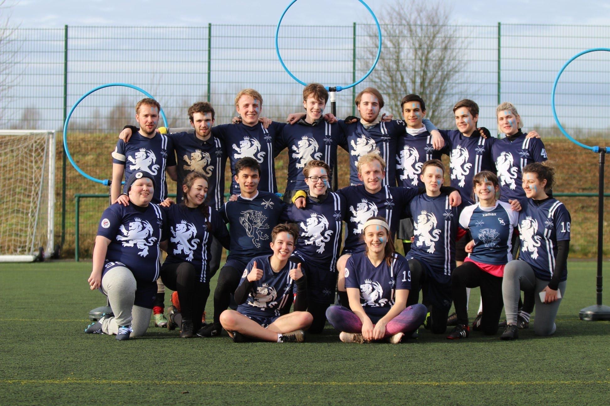 Oxford Universities Quidditch Club