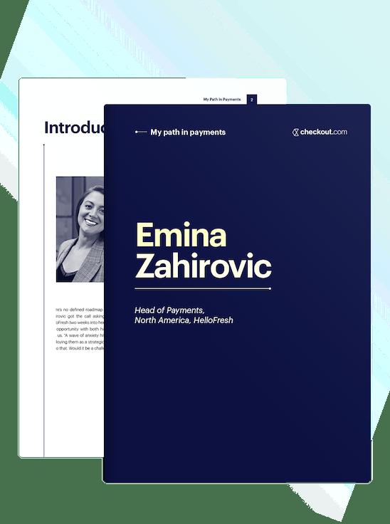 Emina Zahirovic at HelloFresh