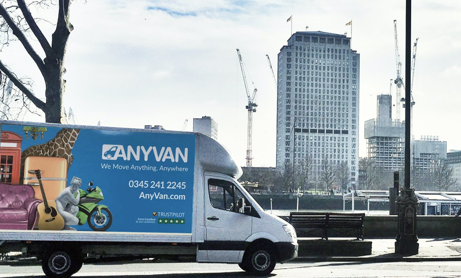 'AnyVan' Increases Payment Approval Rates