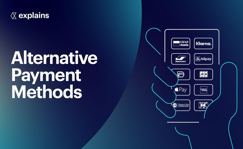 What are alternative payment methods