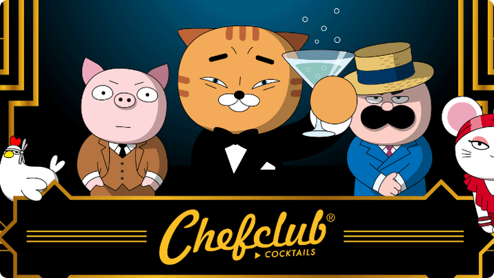Chefclub cocktails
