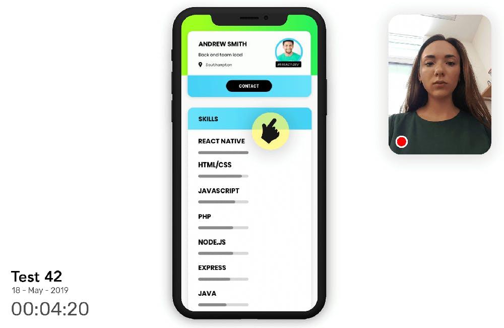 Chelsea Apps app testing online