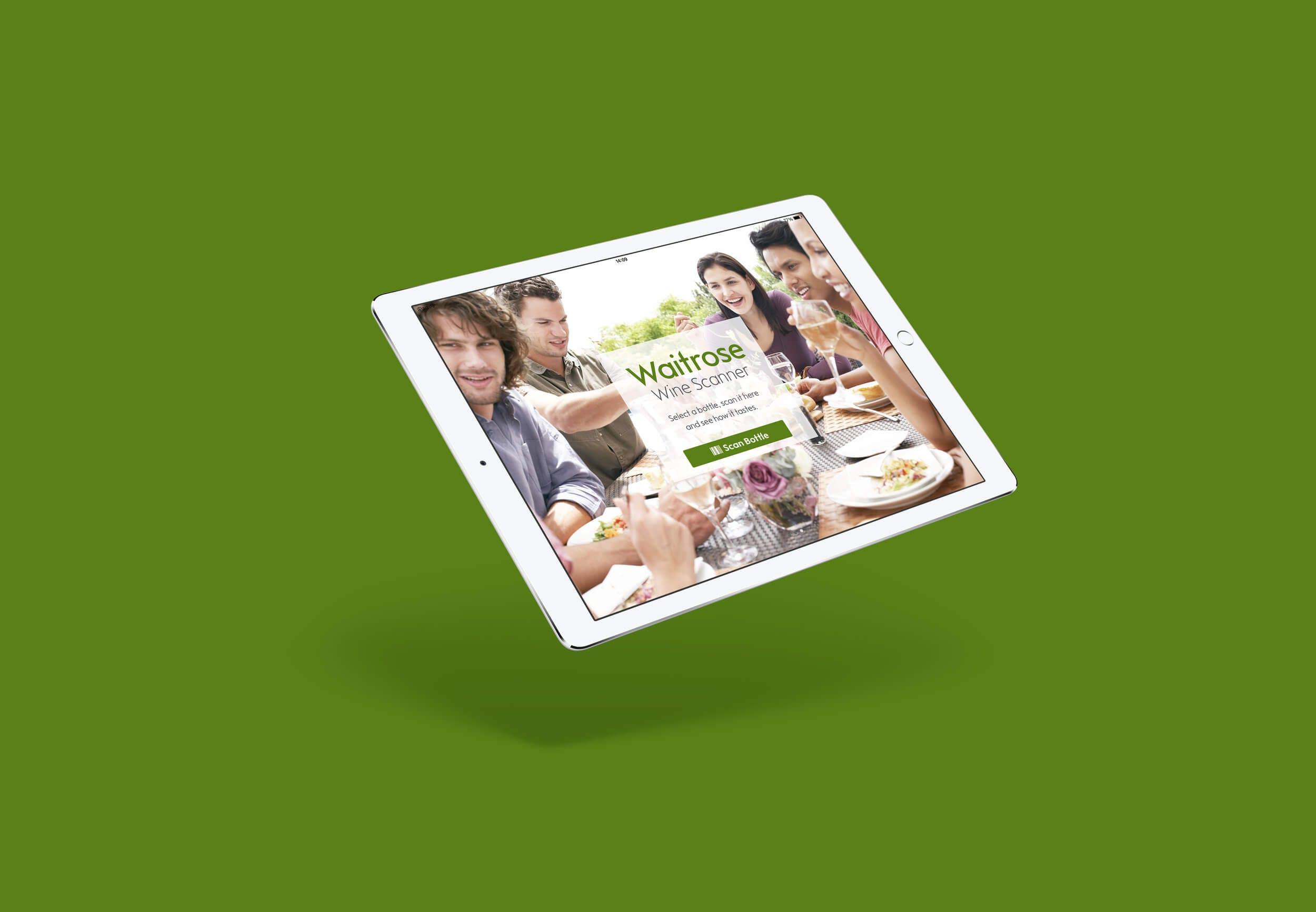 waitrose partner app