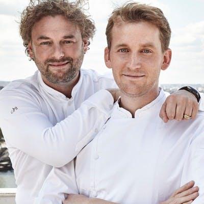 Maxime Frédéric pour Hotel Cheval Blanc Paris