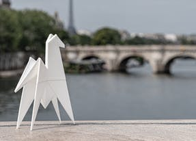Iconical Origami from cheval blanc hotels