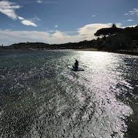 Paddle Yoga sur les flots