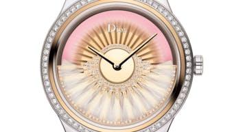 Mars 2019/ Une version exclusive de la montre Dior Grand Bal