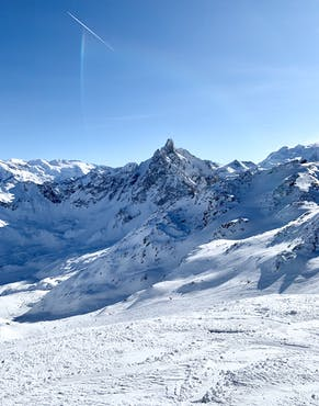 Montagne Courchevel 3 Vallées Journée Ski Manu Gaidet