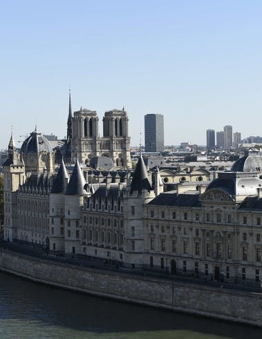 Cheval Blanc au coeur de Paris