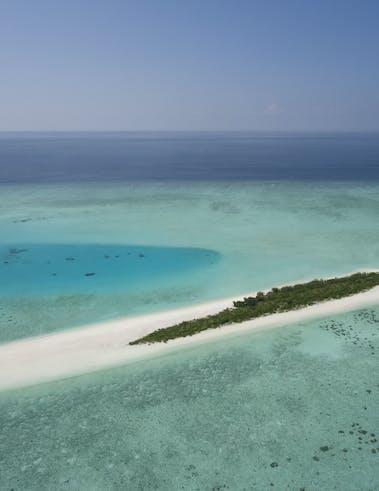 Escapade sur une île déserte