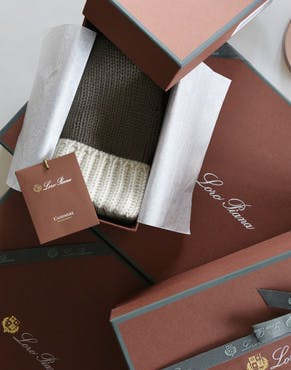 Path to Softness with Loro Piana