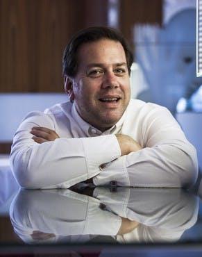 Arnaud Lallement, Guest Chef at La Vague d'Or