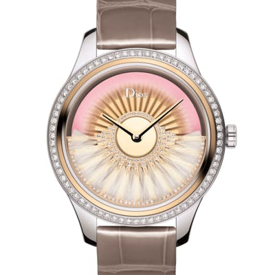 Saison 2019 : une version exclusive de la montre Dior Grand Bal