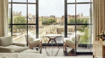 ouverture Cheval Blanc Paris