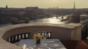 bars et restaurants Cheval Blanc Paris
