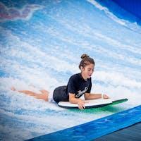Surf an eternal wave