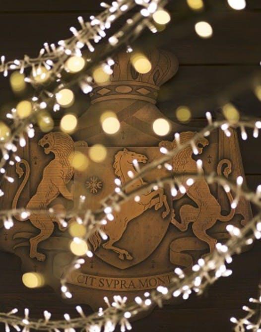 Un jardin d'hiver enchanté s'éveille à Cheval Blanc Courchevel