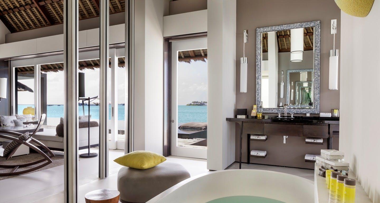 Lagoon Garden Villa │ Cheval Blanc Maldives Hotel