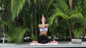 Juin 2021/ St-Barth Summer Camp Yoga Challenge