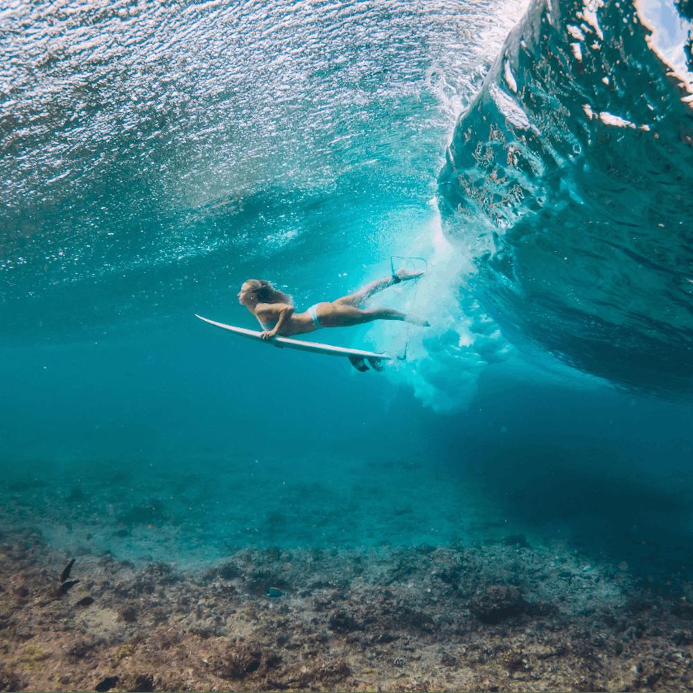 Dompter les vagues