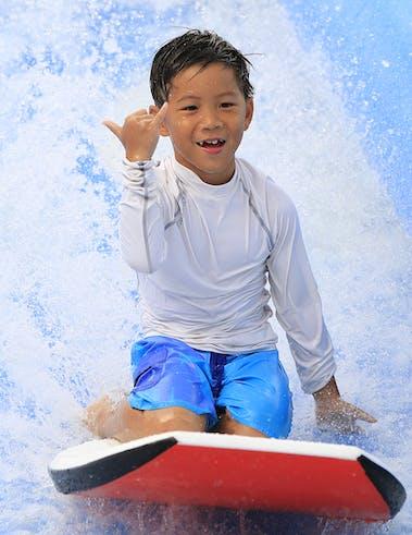 Surfez comme un pro
