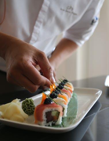 Devenez Maître Sushis