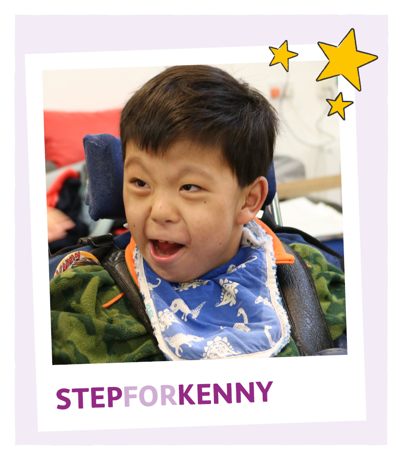 Step for Kenny