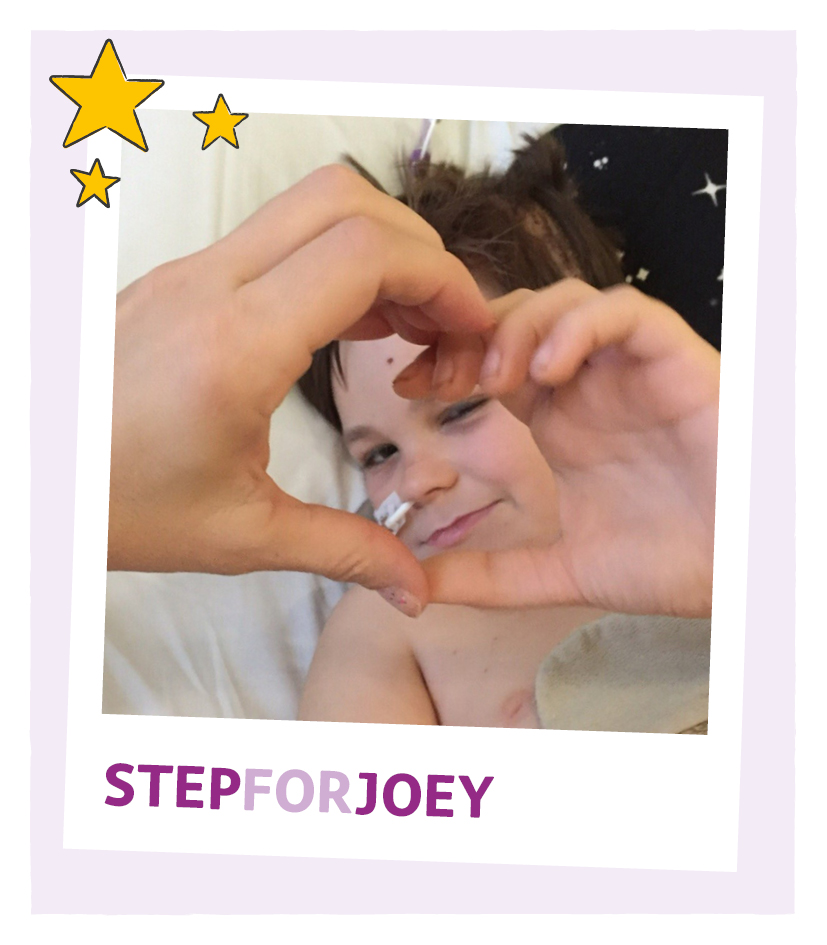 Step for Joey