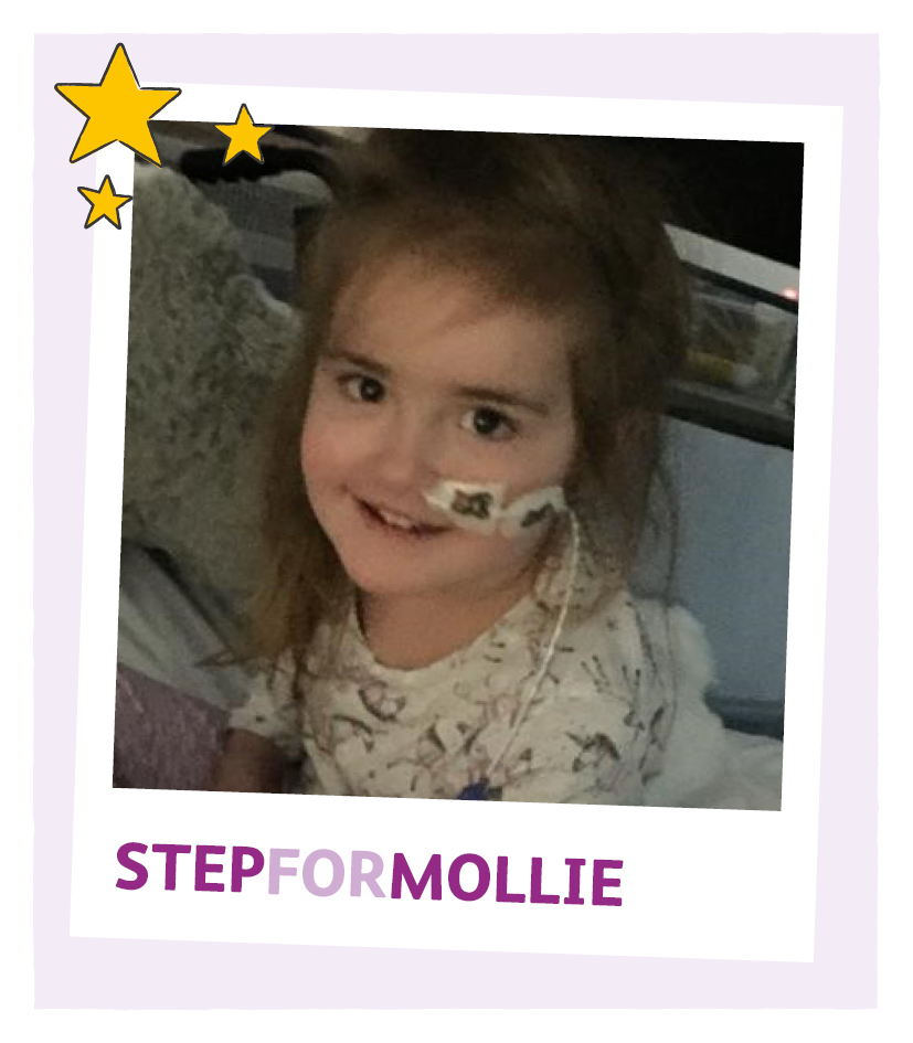 Step for Mollie