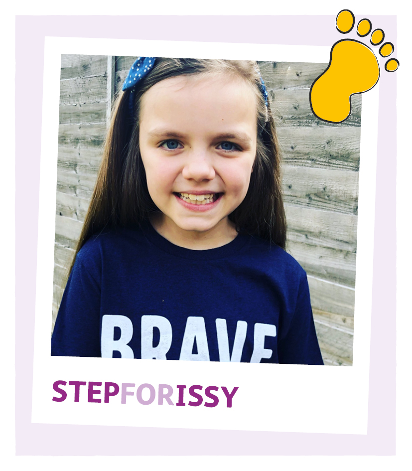 Step for Issy