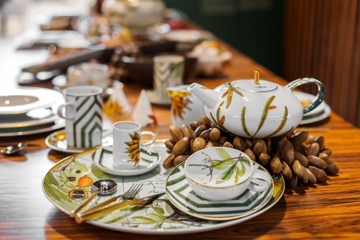 Formal Tableware