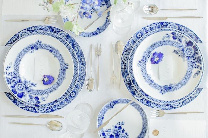 Vista Alegre Blue Ming Tableware