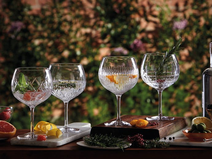 Waterford Crystal Gin Journey