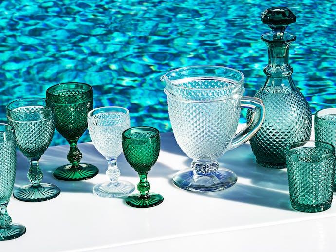 Vista Alegre Bicos | Portuguese Glassware