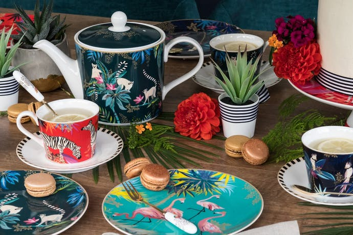 Sara Miller Tahiti Collection