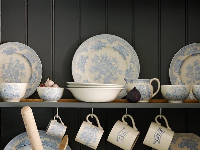 Burleigh Pottery - The New Collections