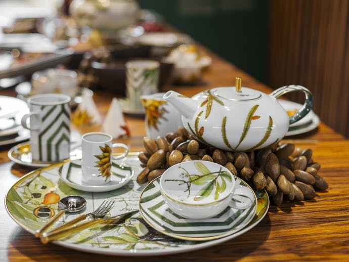 Vista Alegre Amazonia | Portuguese Teaware