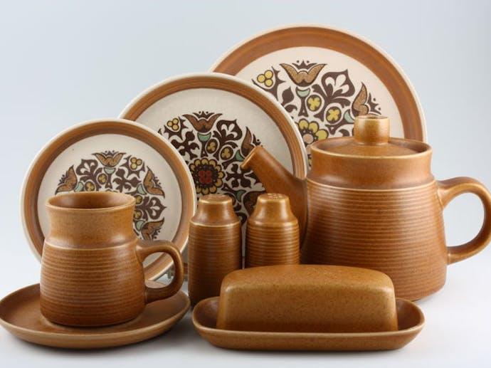 Denby Langley Pottery