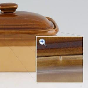 Example of trivet marks