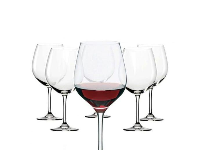 Dartington Six Glassware