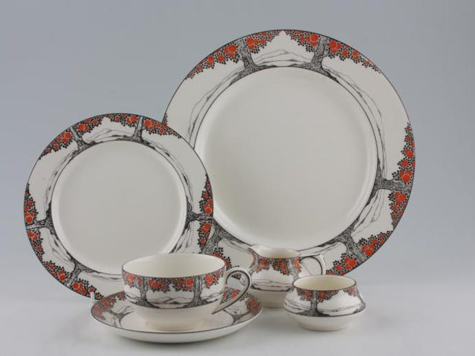 Crown Ducal Tableware