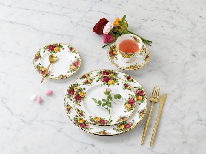 Royal Albert China
