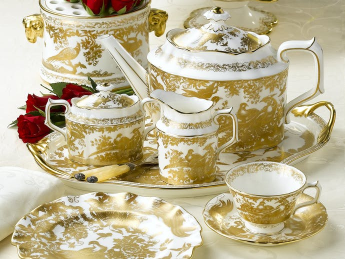 Royal Crown Derby - The New Collections