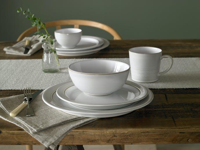 Denby Natural Canvas Tableware