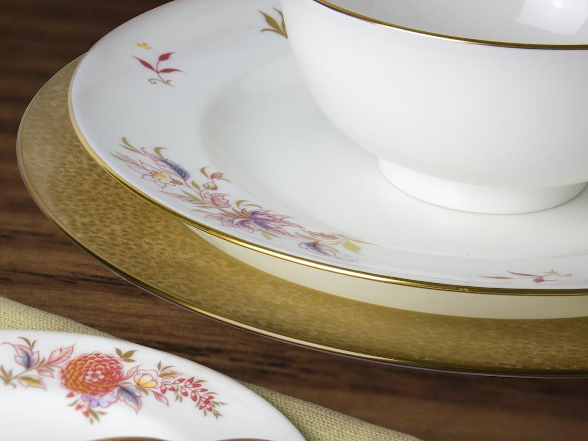 Royal Crown Derby Service Plates