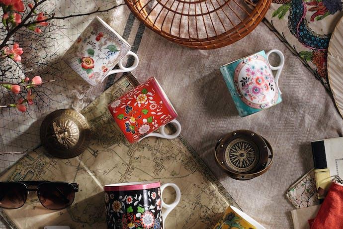 Wedgwood Wonderlust Teaware and Gifts