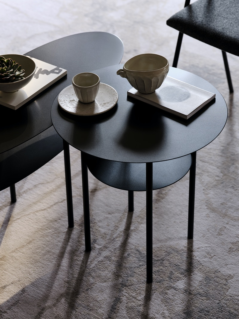 Side Table - Haldane Side Table - Round and Oval tables